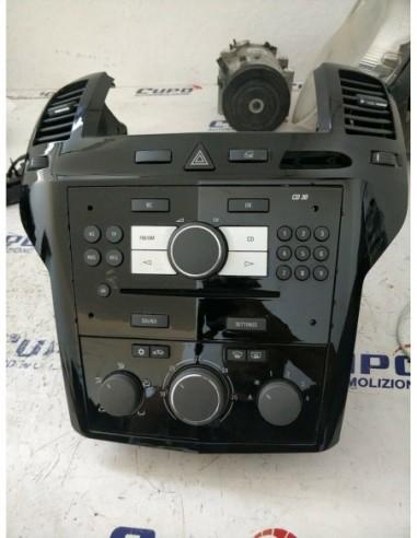 Autoradio CD30 Opel Zafira + Console Comandi clima